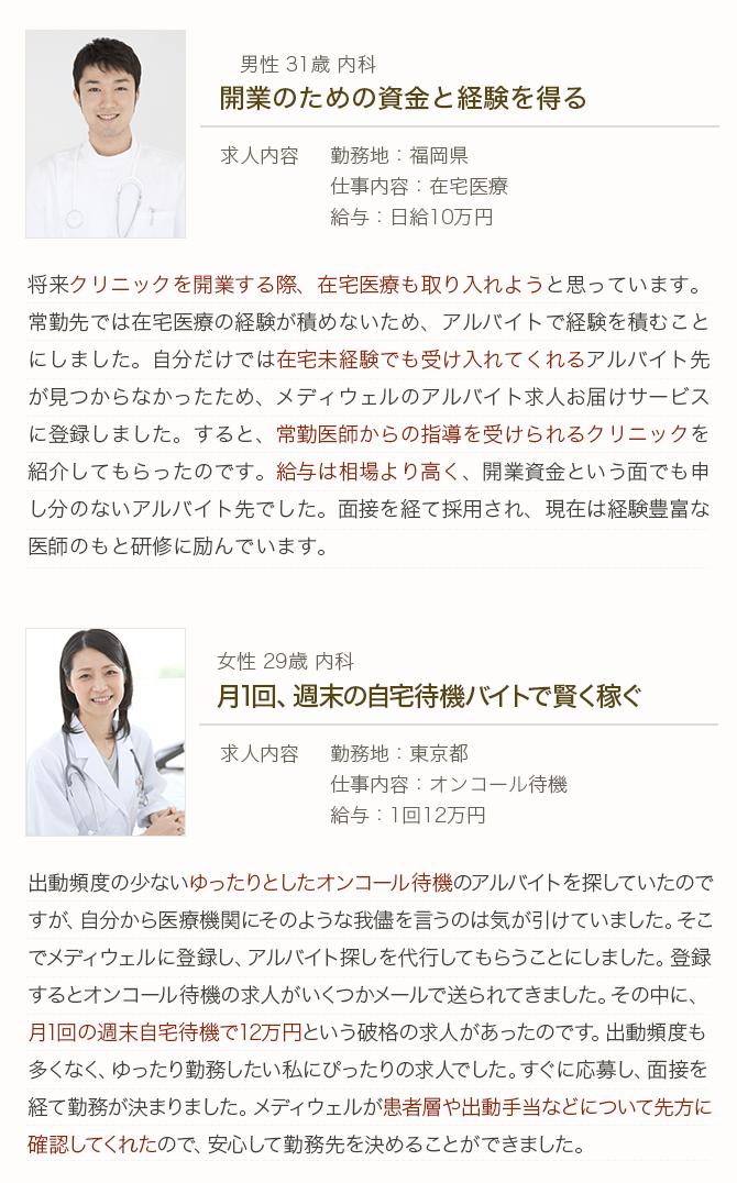 在宅医療アルバイト・非常勤求人特集|医師バイトドットコム